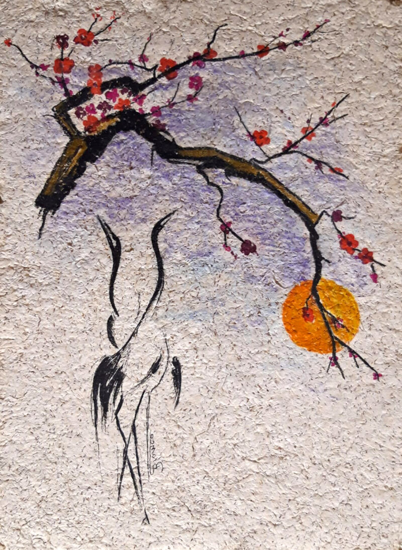 Blossom – handmade paper